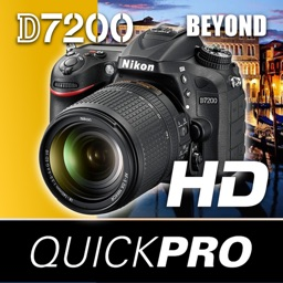 Nikon D7200 Beyond the Basics by QuickPro HD