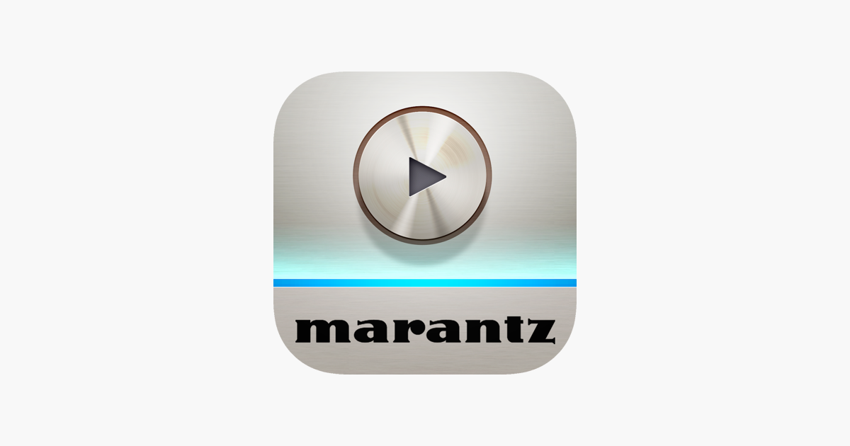Marantz Remote App on the App Store