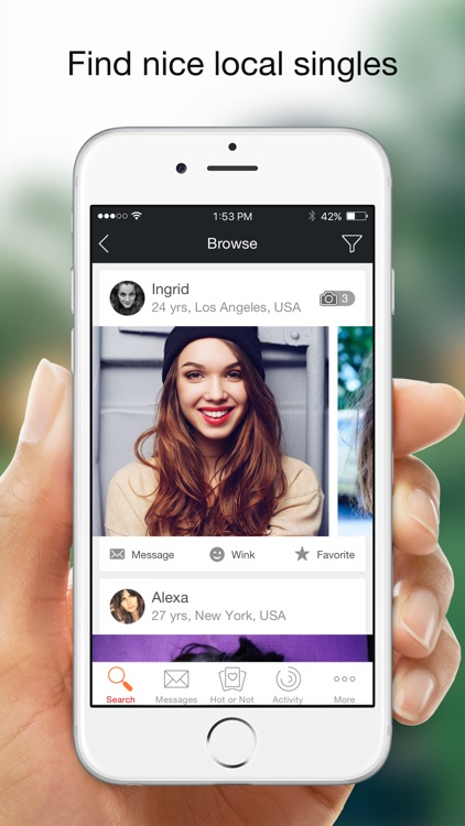 SD Dating - app to meet and chat with singles