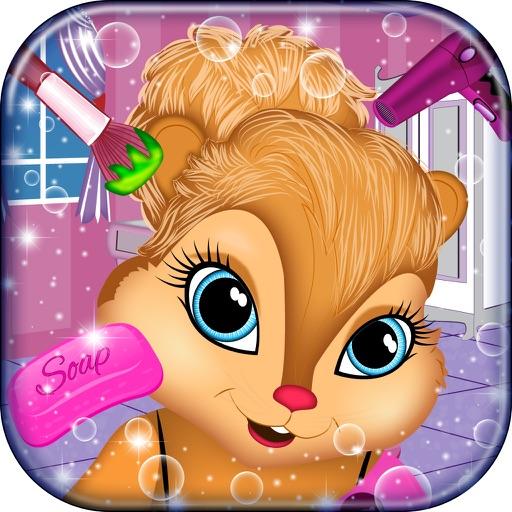 Baby Chipmunk Salon