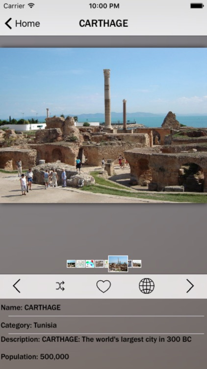 Great Cities of Ancient World