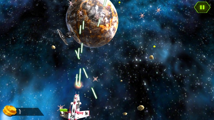 LEGO® STAR WARS™ THE YODA CHRONICLES screenshot-3