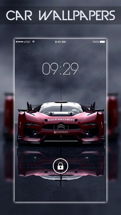 Car Wallpapers & Backgrounds HD - Customize Home Screen with Cool Retina Pictures screenshot-3