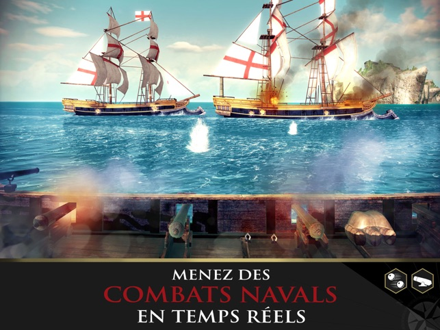 Assassin's Creed Pirates Capture d'écran