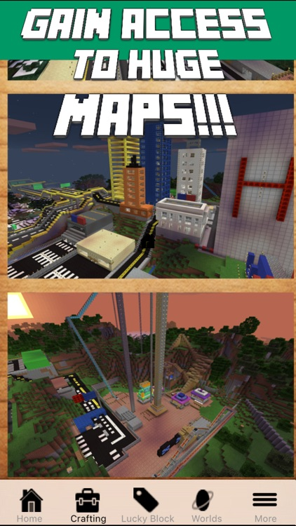 Commander for Minecraft Pocket Edition - PE by Lime Works, LLC