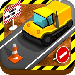 Road Roller Simulator – Build roads in this virtual construction game for kids