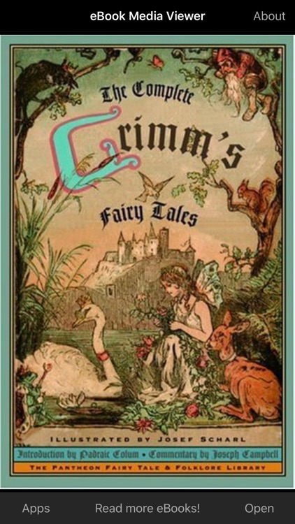 eBook: Grimms' Fairy Tales screenshot-0