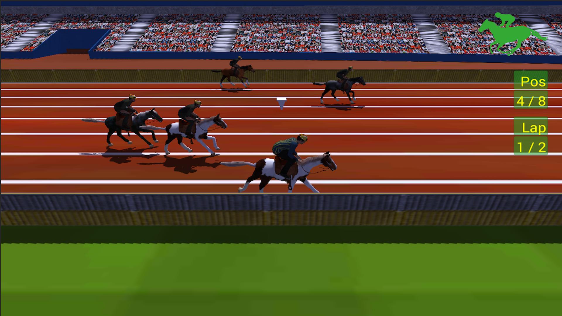 Horse Racing 3D 2015 Free screenshot 10