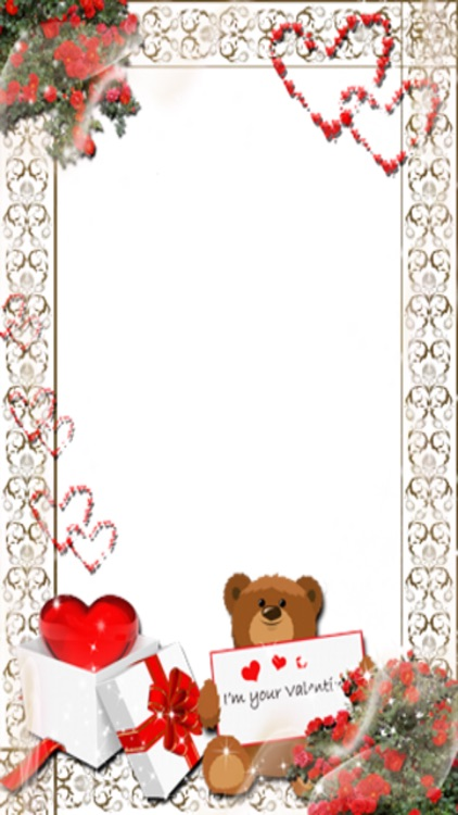 Valentine Photo Frames - FREE by Lee Joo Tai