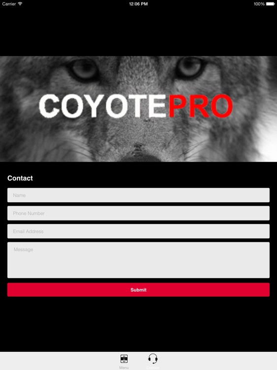 REAL Coyote Hunting Calls-Coyote Calling Predators screenshot-1