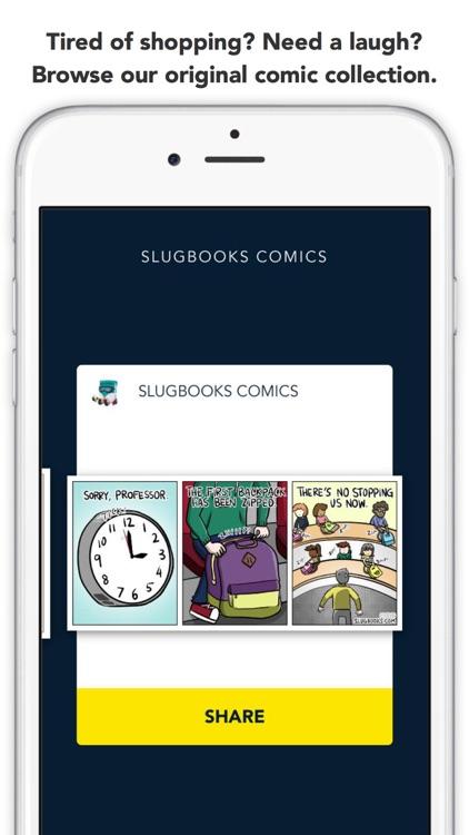 SlugBooks screenshot-4