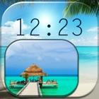 热带海滩壁纸 – 惊人夏天的壁纸的海滨景观为iPhone icon