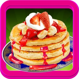 Pancake Maker – Crazy cooking and bakery shop game for kids