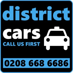 District Cars - Taxis in Coulsdon