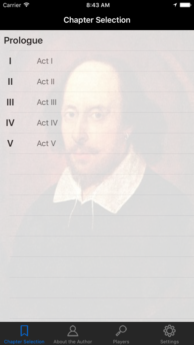 Shakespeare: Romeo and Juliet screenshot one