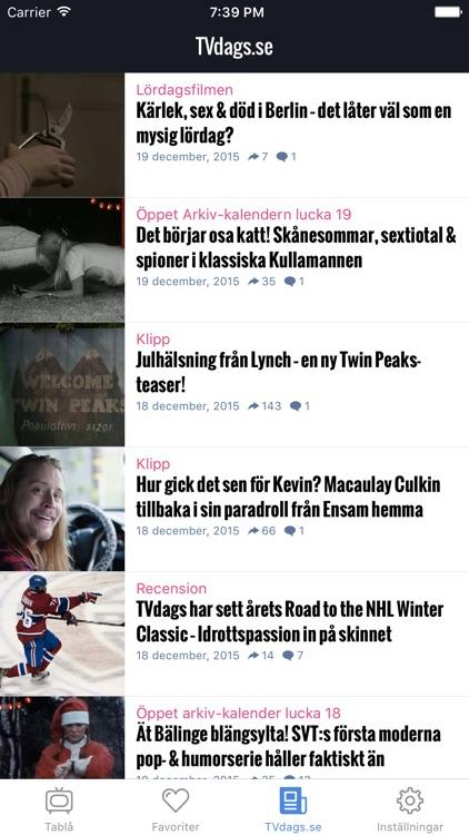 TVdags screenshot-3