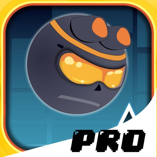 A Ninja Jump Dash PRO
