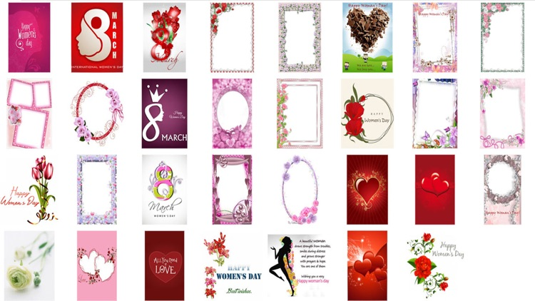 Free Ecards Greetings Maker - Happy Women's and Mother's day screenshot-3
