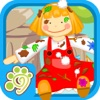 小公主苏菲亚修理芭比玩具娃娃-(欢乐盒子)亲子教育儿童免费游戏大全下载中心
