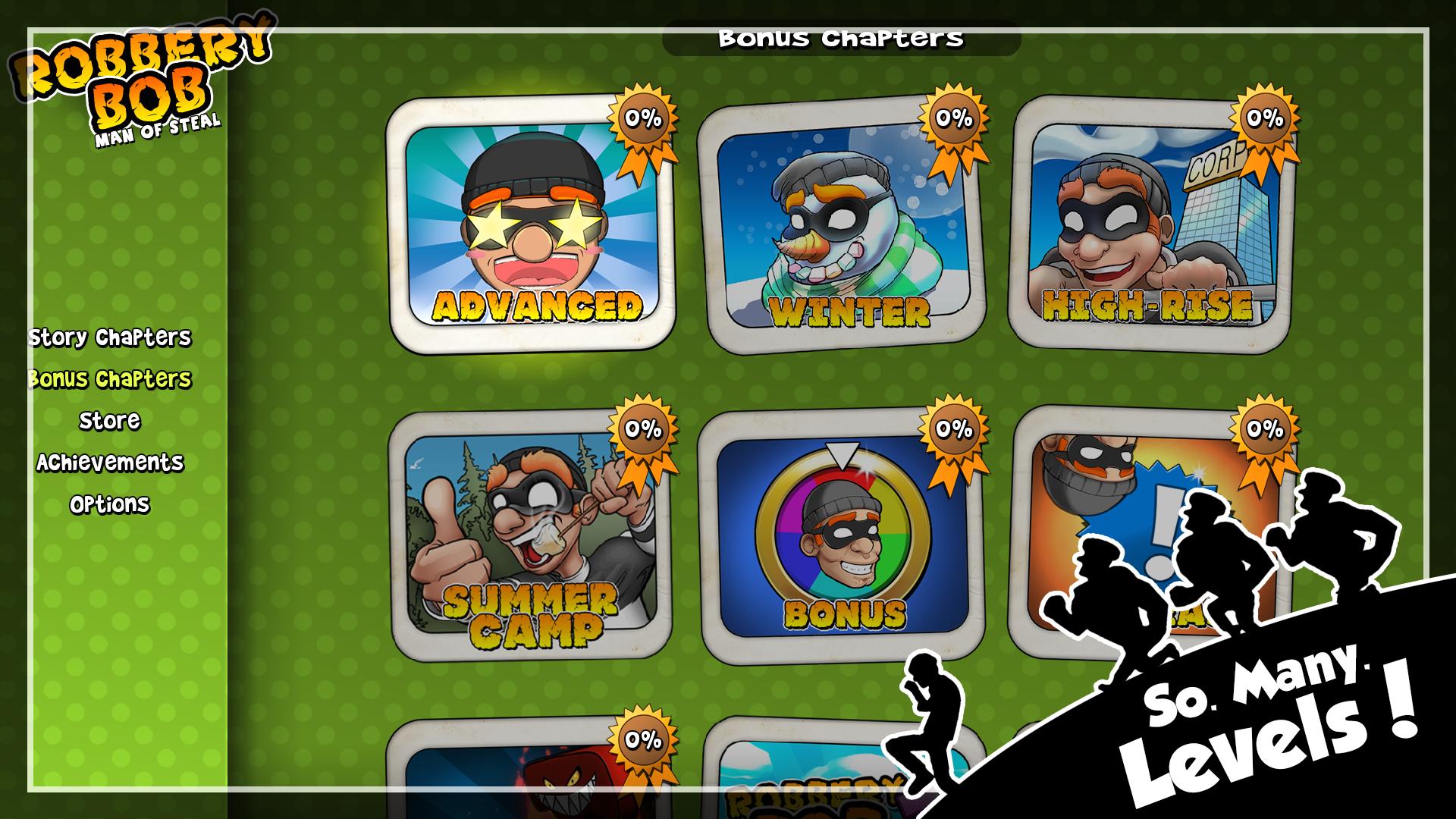 Robbery Bob™ screenshot 11