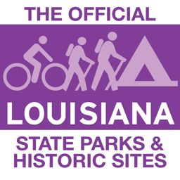 Louisiana State Parks & Historic Sites Guide- Pocket Ranger®