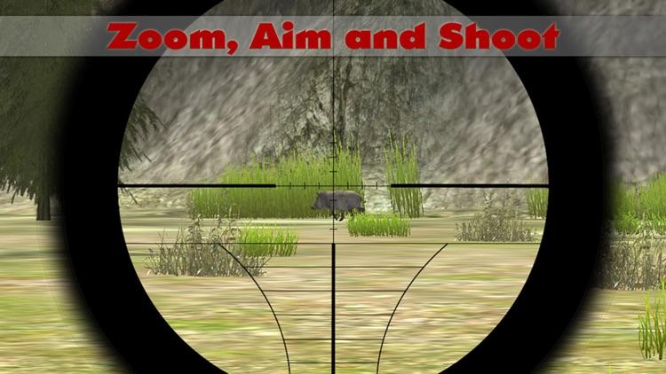 Jungle Sniper Hunting : Hunt Wild Jungle Animals screenshot-3