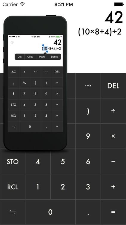 Minimalist Calculator