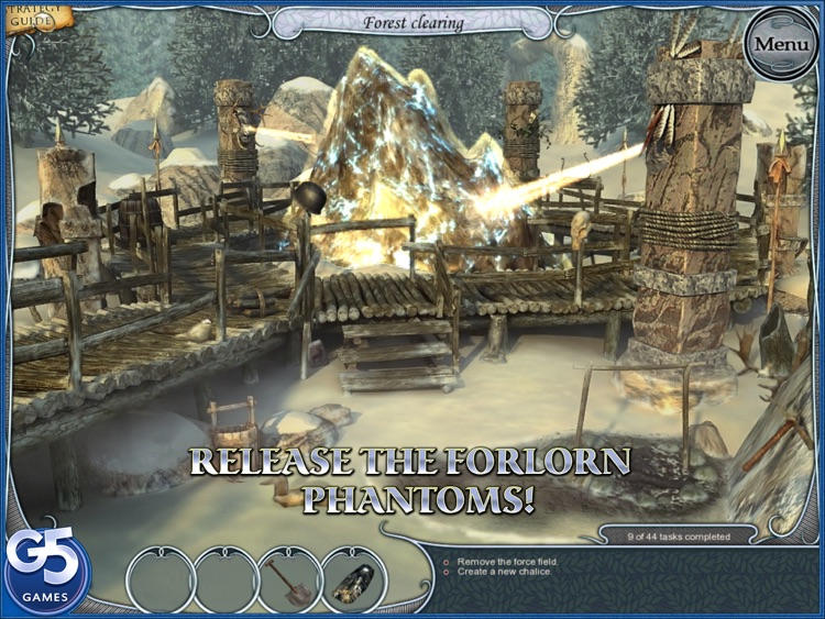 Treasure Seekers 3: Follow the Ghosts, Collector's Edition HD (Full) screenshot-3