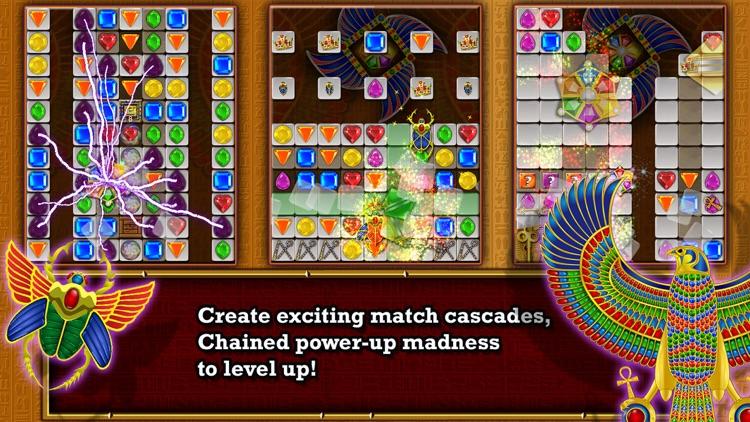 Jewel Drops 2 - Match three puzzle screenshot-4