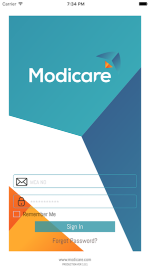 Modicare on the App Store
