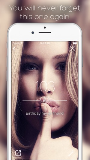 OneDay: Countdown To The Best Moments In Your Life With Photo Snaps And Memories Screenshot