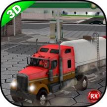 Oil Transportation Truck Simulator 2016