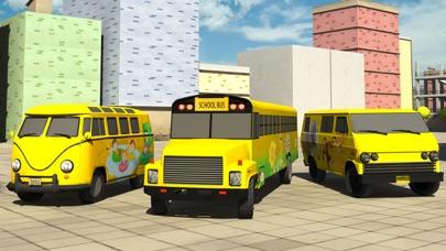 kids School Bus driver Parking Free Best Simulator Game