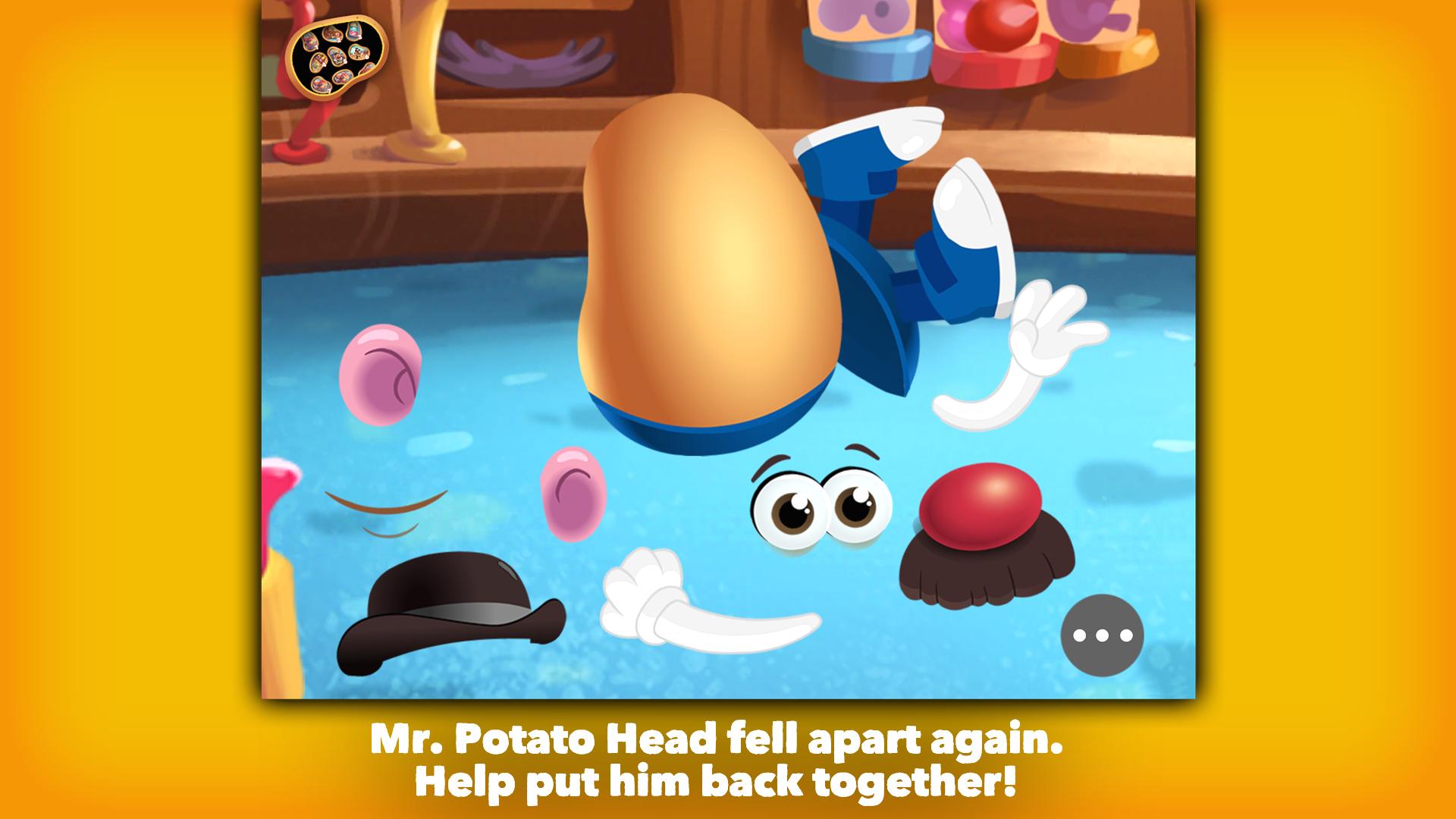 Mr. Potato Head: School Rush screenshot 12