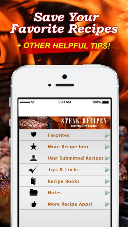 Steak Recipes!! screenshot-3