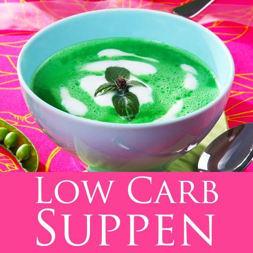 Low Carb Suppen - Rezepte für Diät und zum Abnehmen