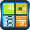 Fast and easy Barcode Scanner and QR Code Reader & Generator with various types of barcode and qr code . - iPhoneアプリ