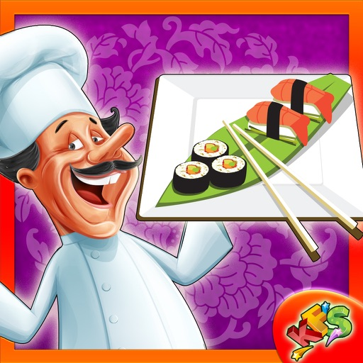 Sushi Maker – Make food in this cooking chef game for kids