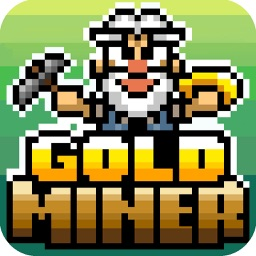 Gold Miner 8bit - Gold miner Deluxe Free