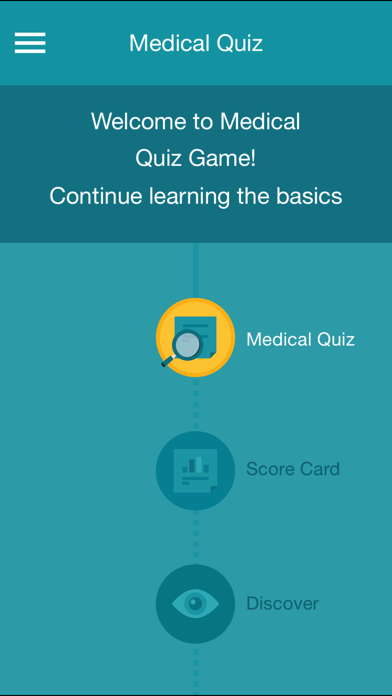 Medical Quiz Game - by Ameer Moosa - Trivia Games Category