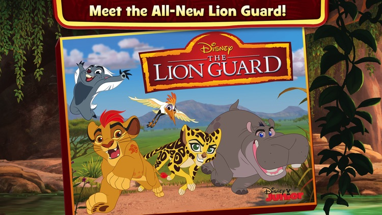 The Lion Guard screenshot-0