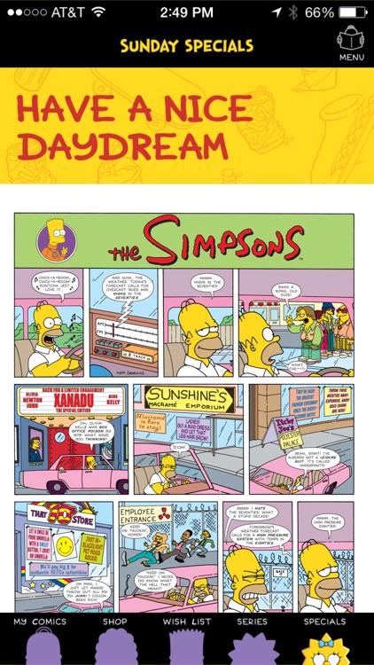 Simpsons Store screenshot-4