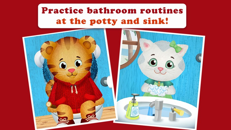 Daniel Tiger's Stop & Go Potty screenshot-0
