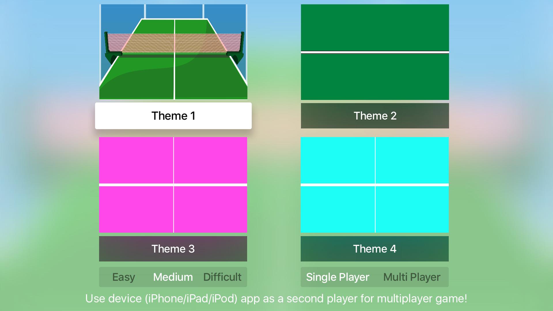 Table Tennis MultiPlayer screenshot 8