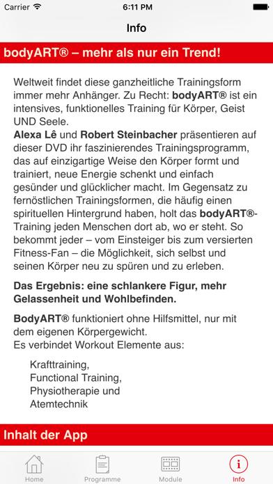 Brigitte Fitness bodyART Power Workoutのおすすめ画像3