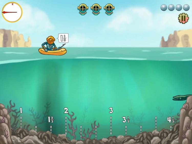 Pearl Diver HD screenshot-3
