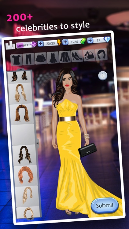 World of Fashion Dress Up