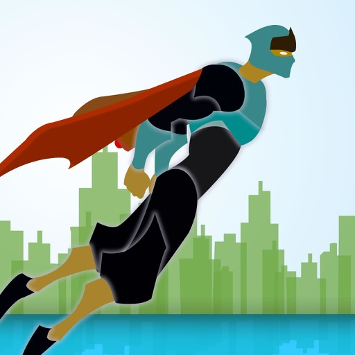 A Superhero Jump School - Super Powers Training For Contest Of Champions icon