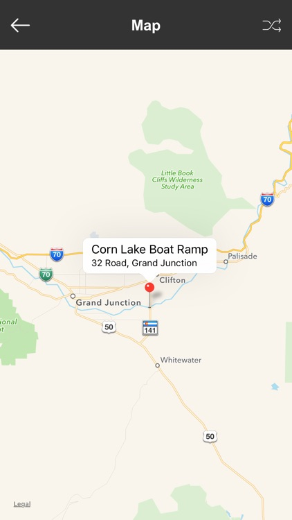 Colorado Boat Ramps & Fishing Ramps screenshot-3