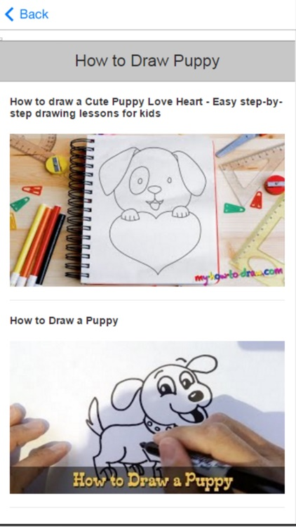 Drawing Lessons - Learn How to Draw Easily